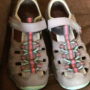 Merrell girls hydro hiker shoes